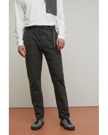 Closed - Buckle Pant - Relaxed Fit - Carreaux Closed - 4