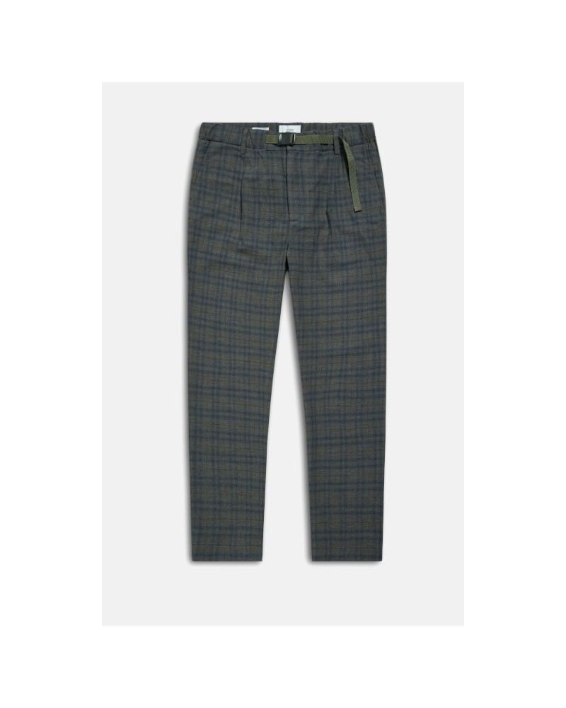 Closed - Buckle Pant - Relaxed Fit - Carreaux Closed - 1