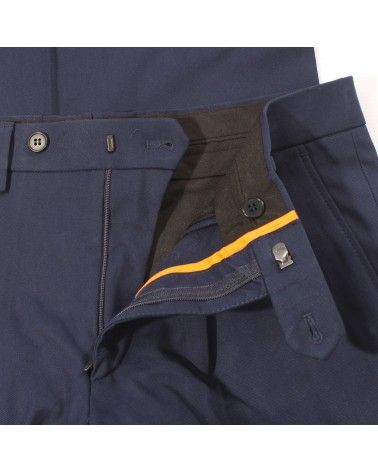 Far Afield - Pantalon à pince - Bleu Marine Far Afield - 4