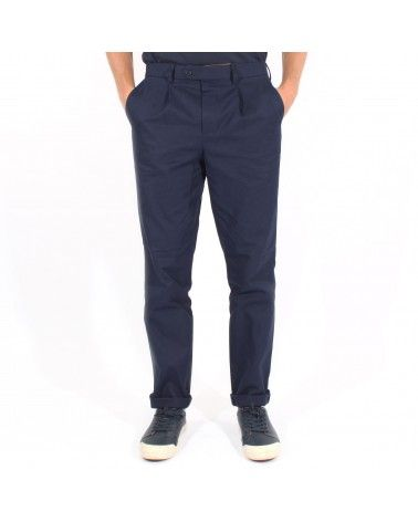 Far Afield - Pantalon à pince - Bleu Marine Far Afield - 2