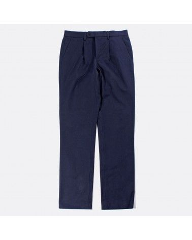 Far Afield - Pantalon à pince - Bleu Marine Far Afield - 1