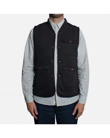Far Afield - Gilet Whistler - Bleu Graphite Far Afield - 2
